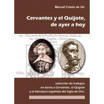 Don Quijote y Cervantes, de...