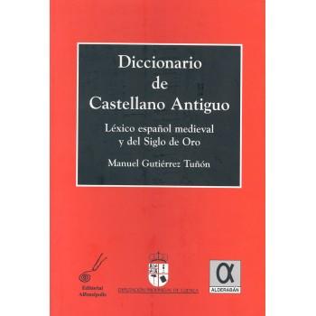 Diccionario de Castellano...