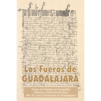 Los fueros de Guadalajara