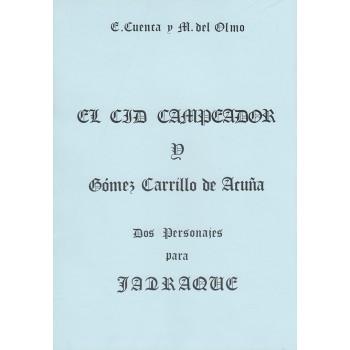 El Cid Campeador y Gómez...