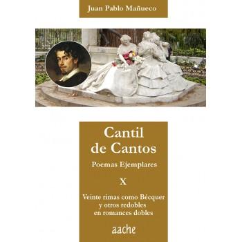 Cantil de Cantos, X
