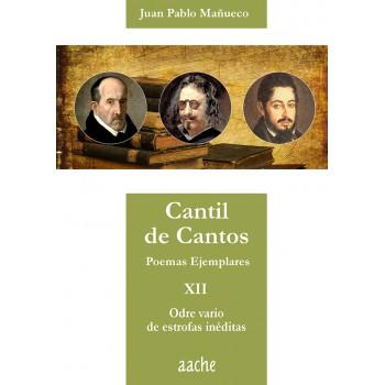 Cantil de Cantos, XII