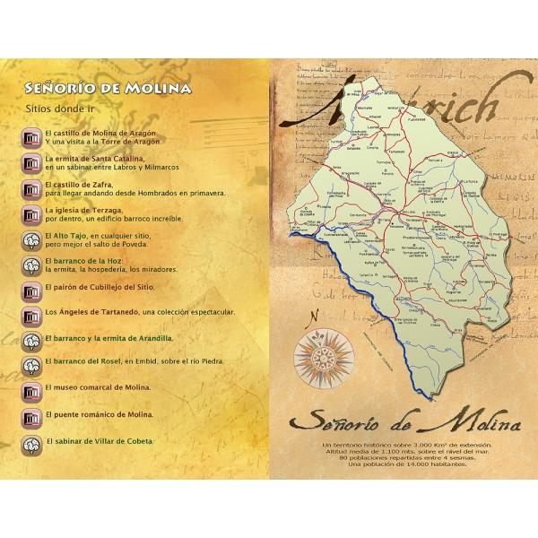 Caminos, puentes y fuentes en la villa de Auñón