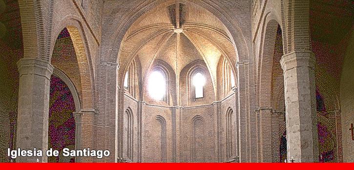 iglesia de santiago en guadalajara