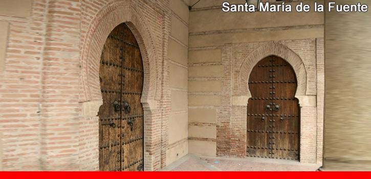 Santa María de la Fuente la Mayor en Guadalajara