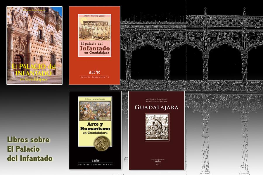 Palacio del Infantado de Guadalajara - Libros