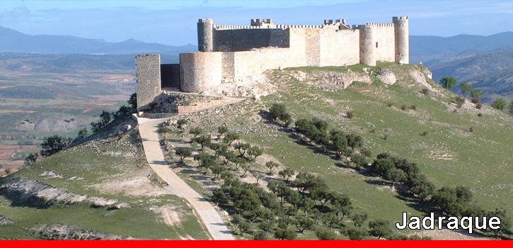 Jadraque y su castillo del Cid