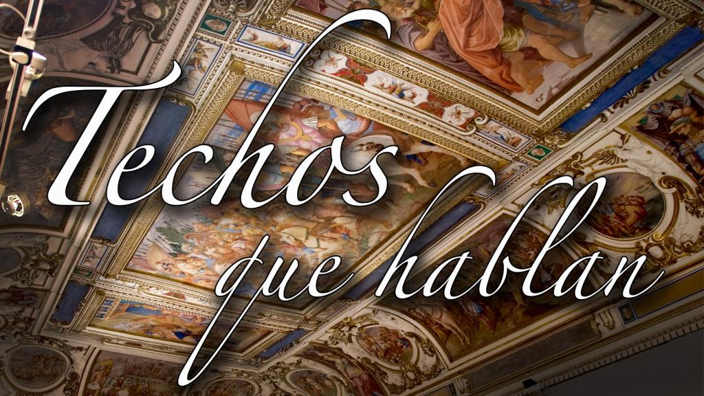 Los techos de palacio