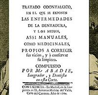 El Tratado Odontálgico de Abadie