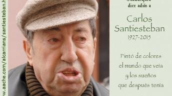 Ha muerto Carlos Santiesteban
