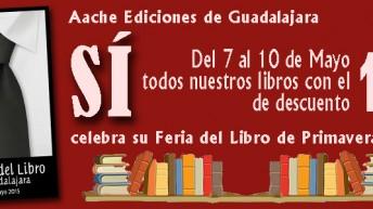 Aache celebrará en positivo la Feria del Libro