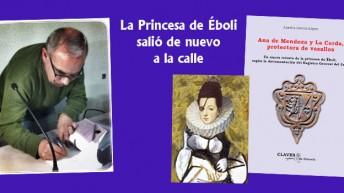 La Princesa de Éboli salió de nuevo a la calle