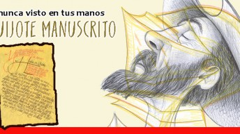 Quijote en edición manuscrita