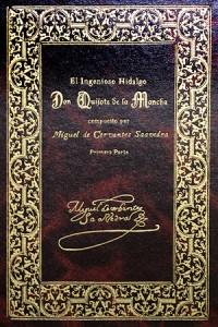 Quijote manuscrito y poliglota editado en Guadalajara