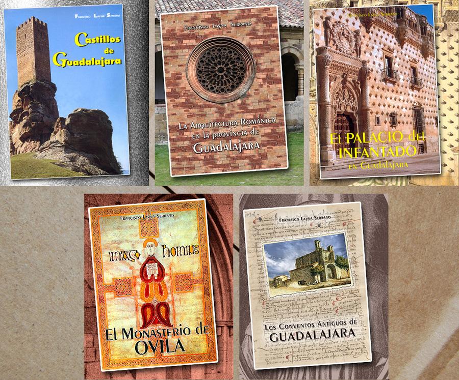 Patrimonio de Guadalajara por Layna Serrano