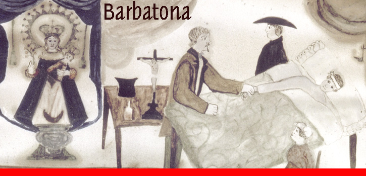 Barbatona y sus ex-votos