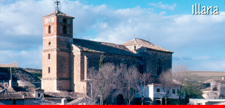 Illana en la Alcarria de Guadalajara