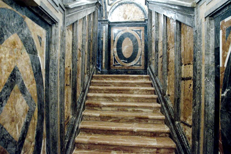 San Francisco de Guadalajara Cripta