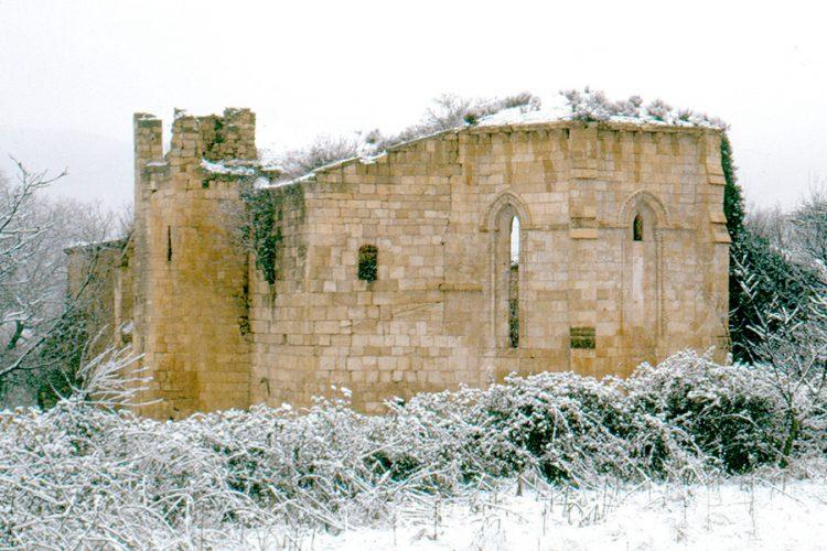 Monasterio de Bonaval, junto al Jarama