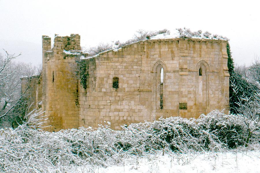Monasterio de Bonaval cisterciense