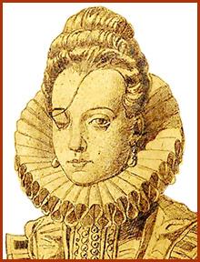 Ana de Mendoza y La Cerda, princesa de Eboli