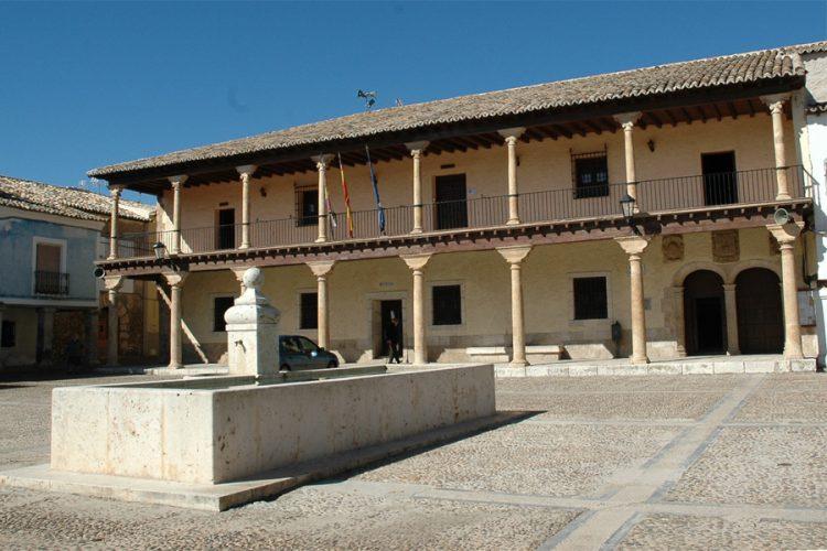 El Ayuntamiento de Fuentelencina
