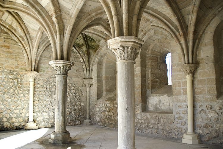 El monasterio de Monsalud