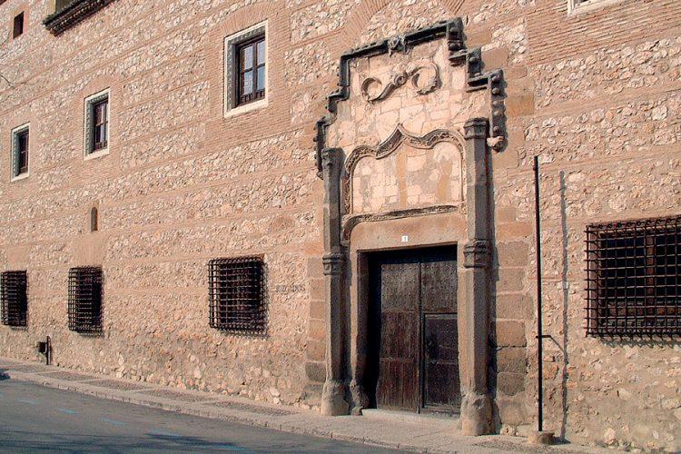 Palacios y Casonas de Castilla la Mancha