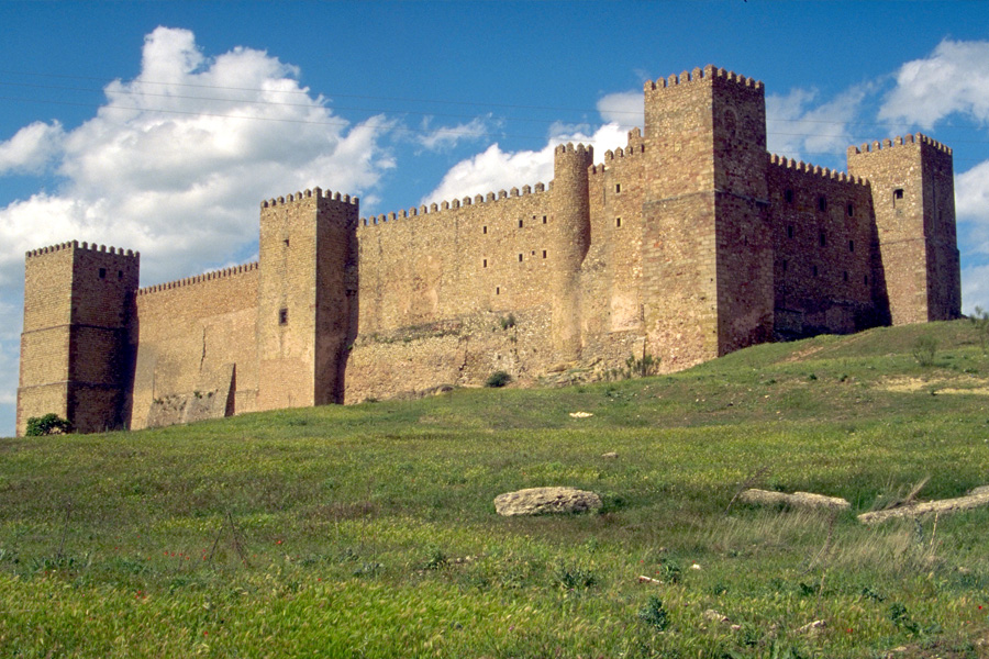 El castillo de Sigüenza