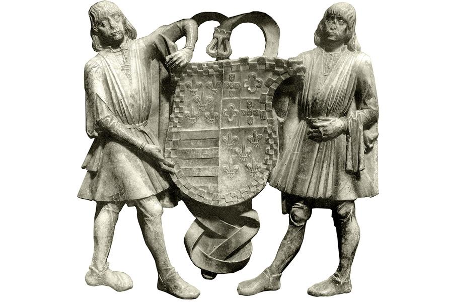 Sigüenza escudo del Doncel