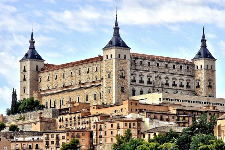 El Alcázar Real de Toledo