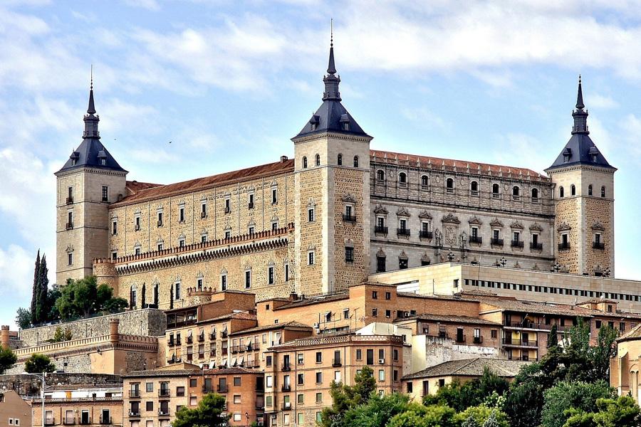 Toledo Alcazar Real