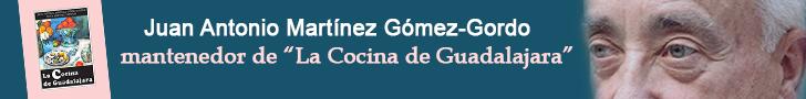 Juan Antonio Martinez Gomez Gordo Cocina de Guadalajara