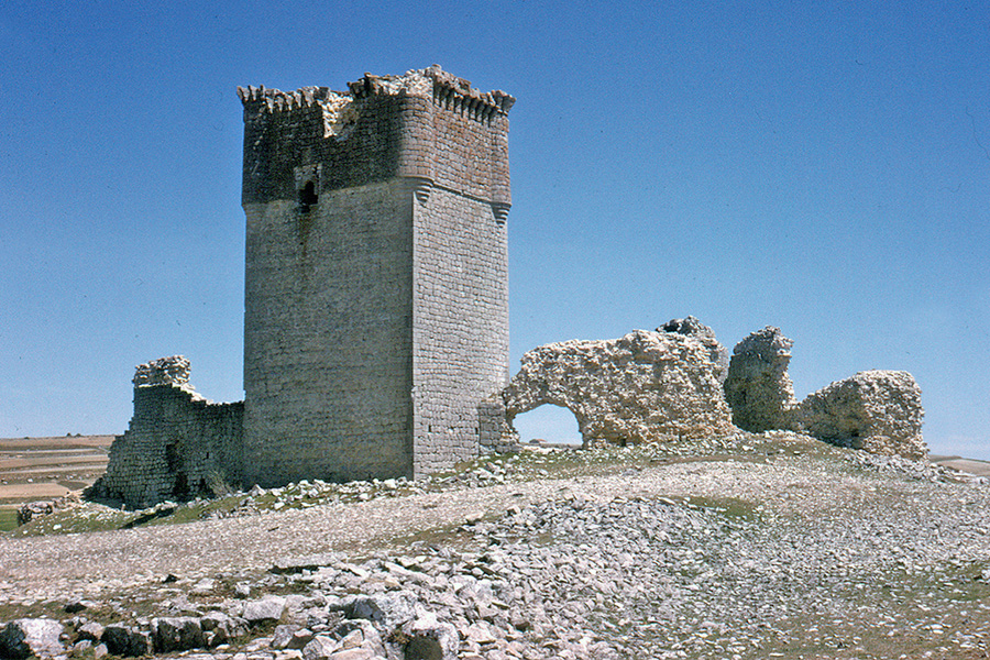 Castillo de Galve de Sorbe en Guadalajara