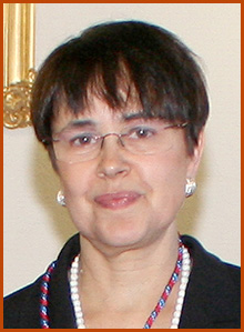 Maria Pilar Martinez Taboada Cronista Oficial de Sigüenza