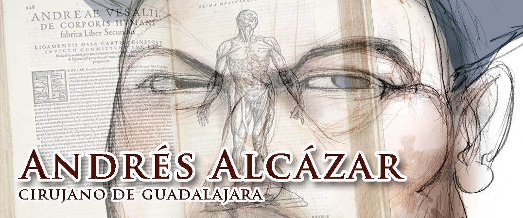 Andrés Alcázar, cirujano