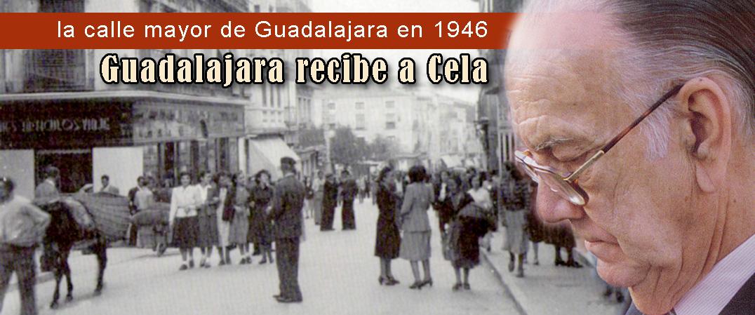 Cela en Guadalajara