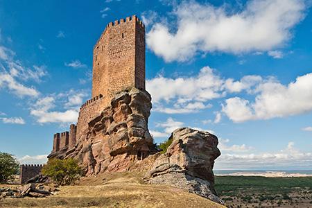 El castillo de Zafra en el Señorío de Molina de Aragón