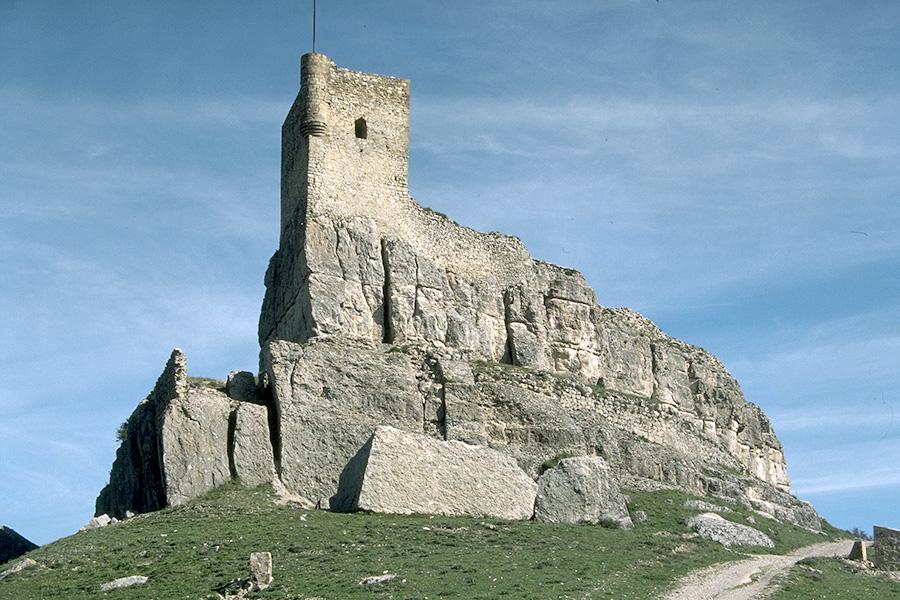 Atienza. Castillos y fortalezas de Castilla la Mancha