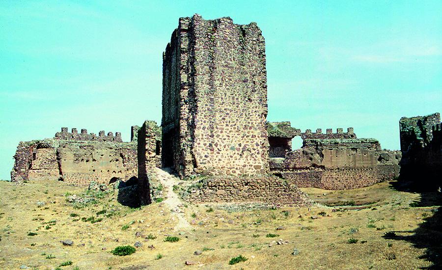 Almonacid de Toledo. Castillos y fortalezas de Castilla la Mancha