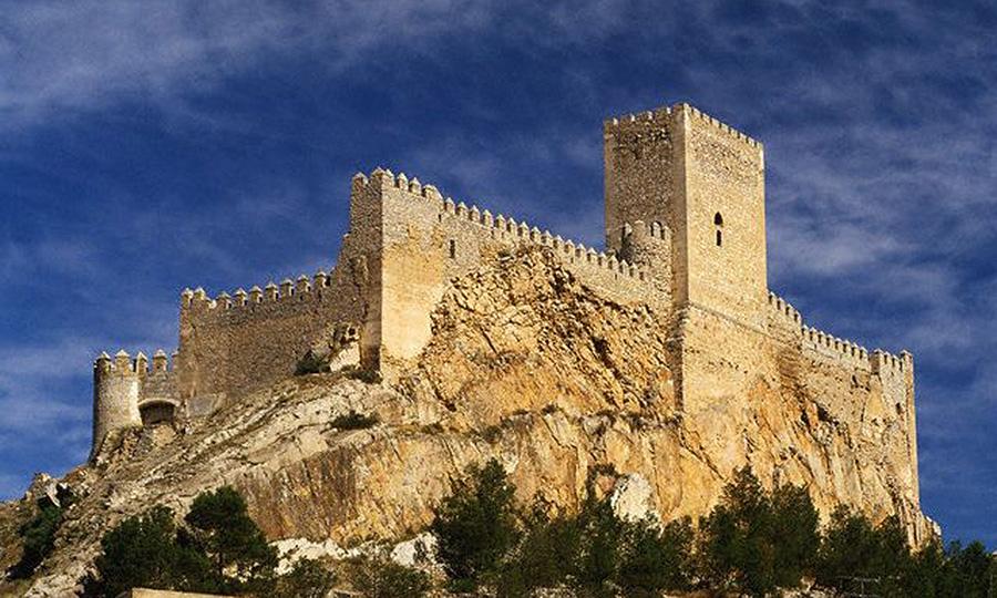 Almansa. Castillos y fortalezas de Castilla la Mancha