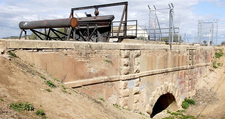 El Canal del Henares en Marchamalo