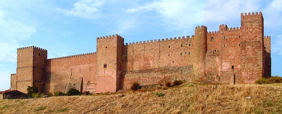 Sigüenza. Castillos y fortalezas de Castilla la Mancha