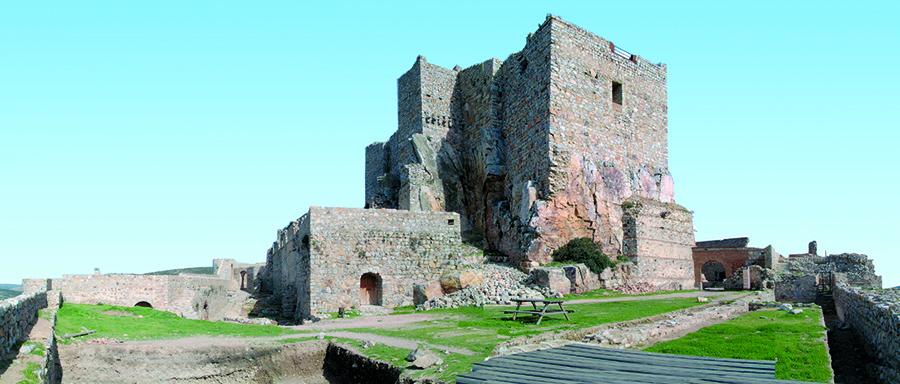 Calatrava la Nueva. Castillos y fortalezas de Castilla la Mancha