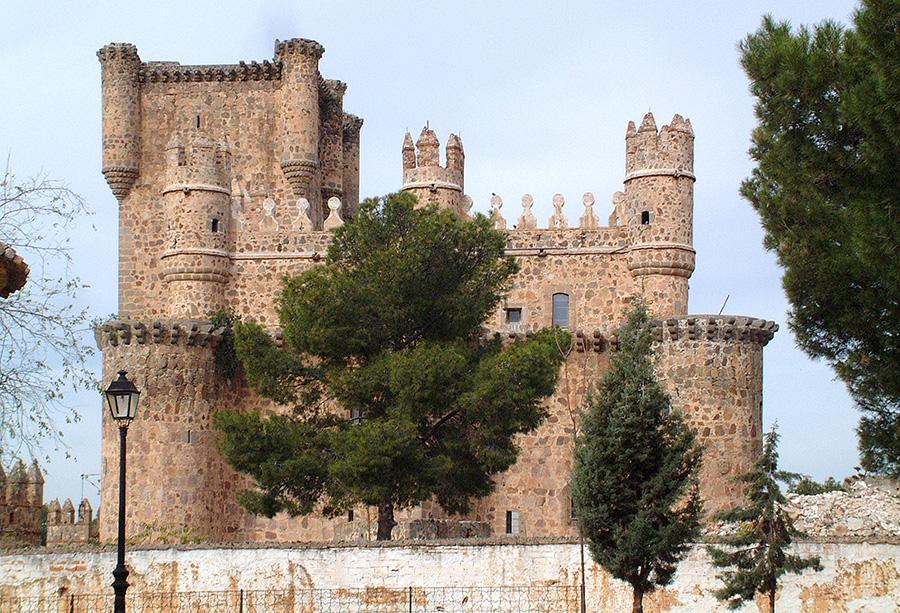 Guadamur. Castillos y fortalezas de Castilla la Mancha