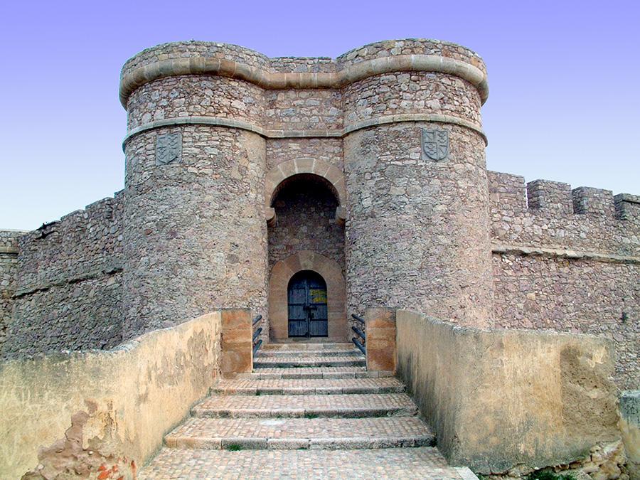 Chinchilla de Montearagón. Castillos y fortalezas de Castilla la Mancha