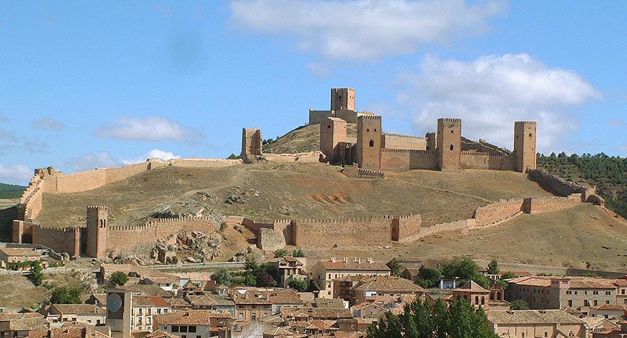 Molina de Aragón. Castillos y fortalezas de Castilla la Mancha