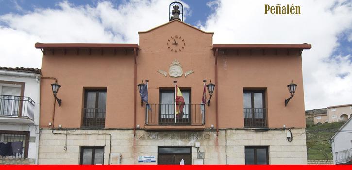 Peñalen en el Alto Tajo de Guadalajara