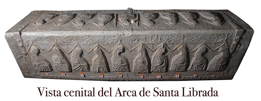 Sigüenza, Arca de Santa Librada