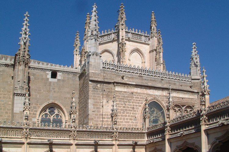 San Juan de los Reyes, en Toledo